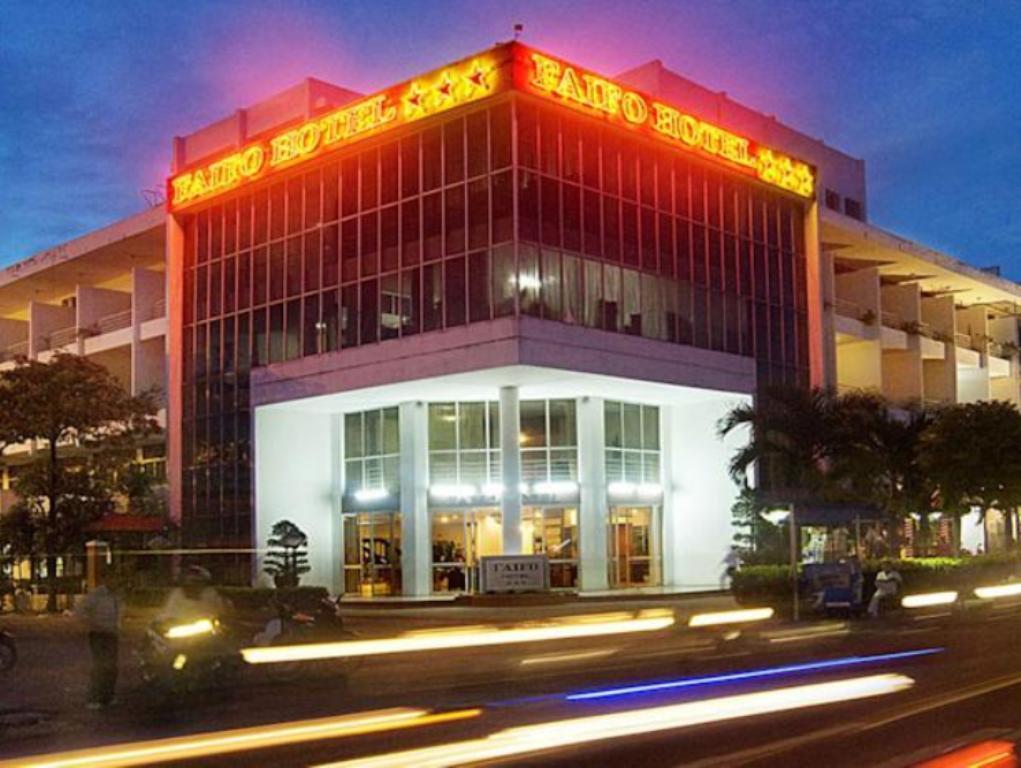 Faifo Hotel - Hotell och Boende i Vietnam , Da Nang