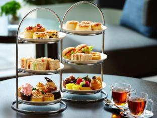 Courtyard By Marriott Hong Kong Sha Tin Hotel Hong Kong - Afternoon tea set at Lobby Lounge
