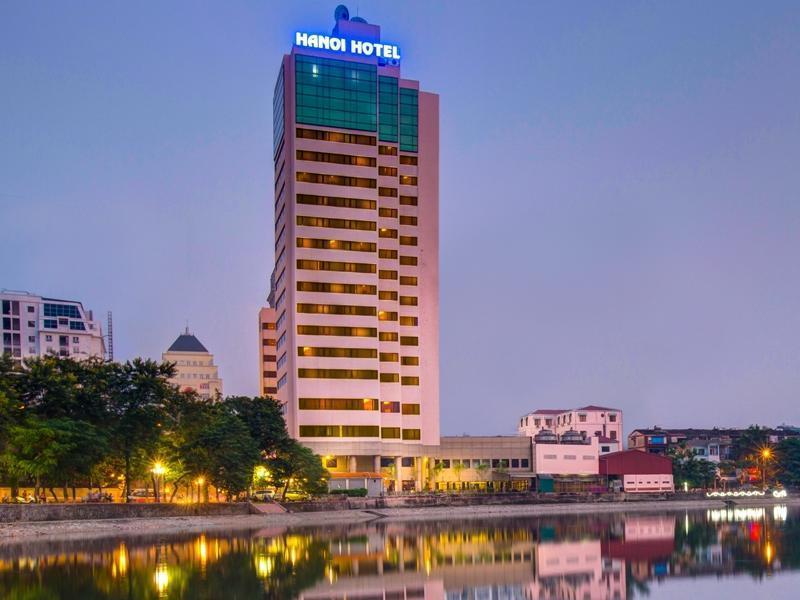 Hotell Hanoi Hotel