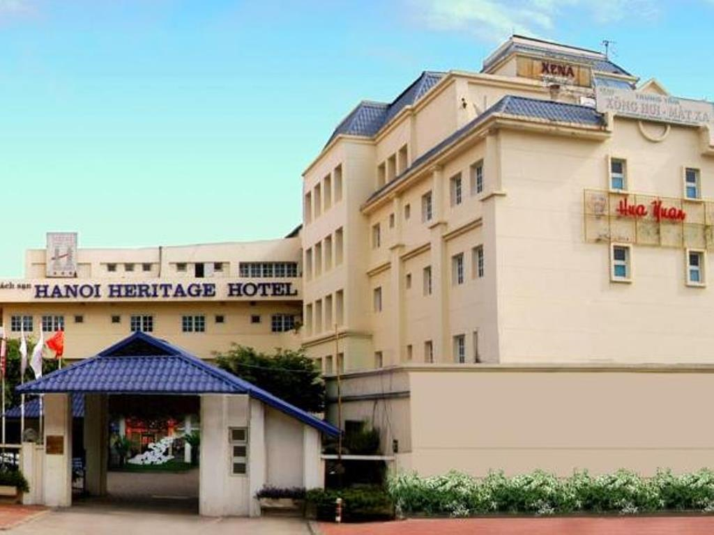 Hanoi Heritage Hotel - Hotell och Boende i Vietnam , Hanoi