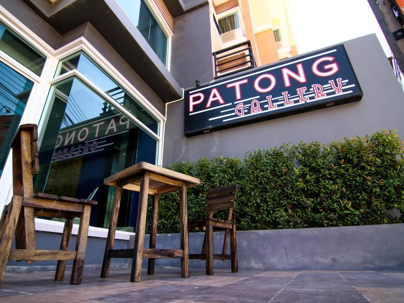 Hotell Patong Gallery Hotel i Patong, Phuket. Klicka för att läsa mer och skicka bokningsförfrågan