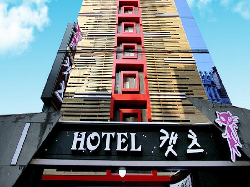 โรงแรม แคทส์ บูชอน  (Hotel Cats Bucheon)
