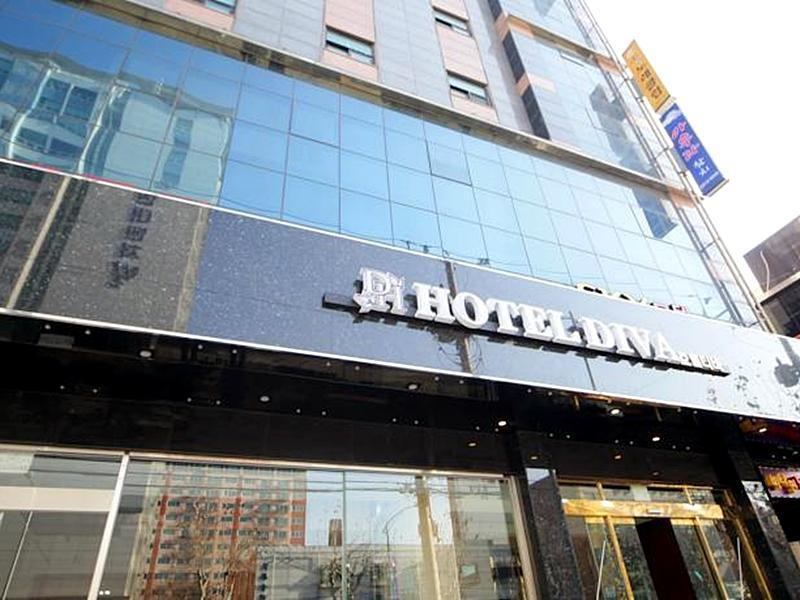 Diva Hotel - Hotels and Accommodation in South Korea, Asia