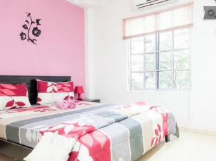 Funky Town Guesthouse Kuala Lumpur - Double Room