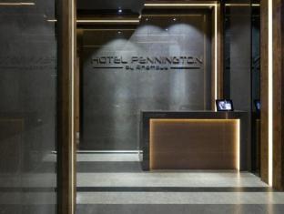 Hotel Pennington by Rhombus Hong Kong - Concierge Counter