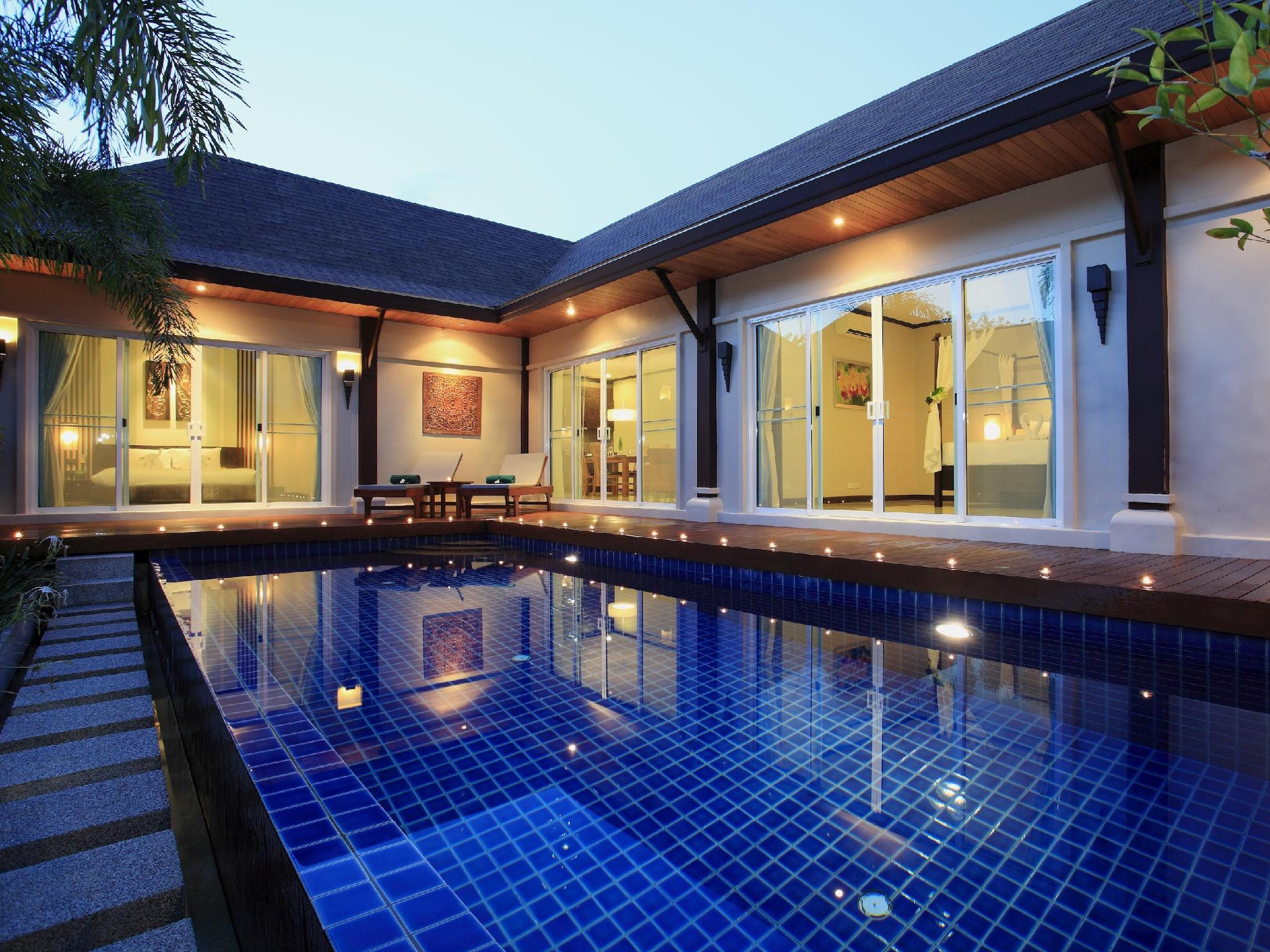 Modern Thai Villa - Hotels and Accommodation in Thailand, Asia