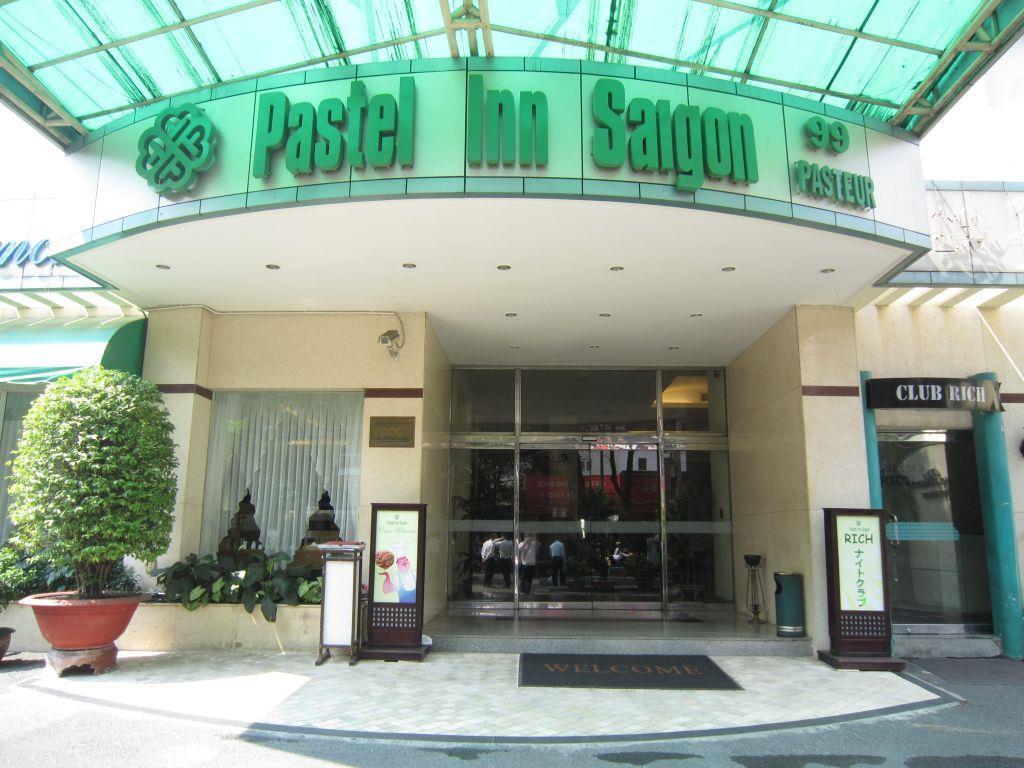 Hotell Pastel Inn Saigon
