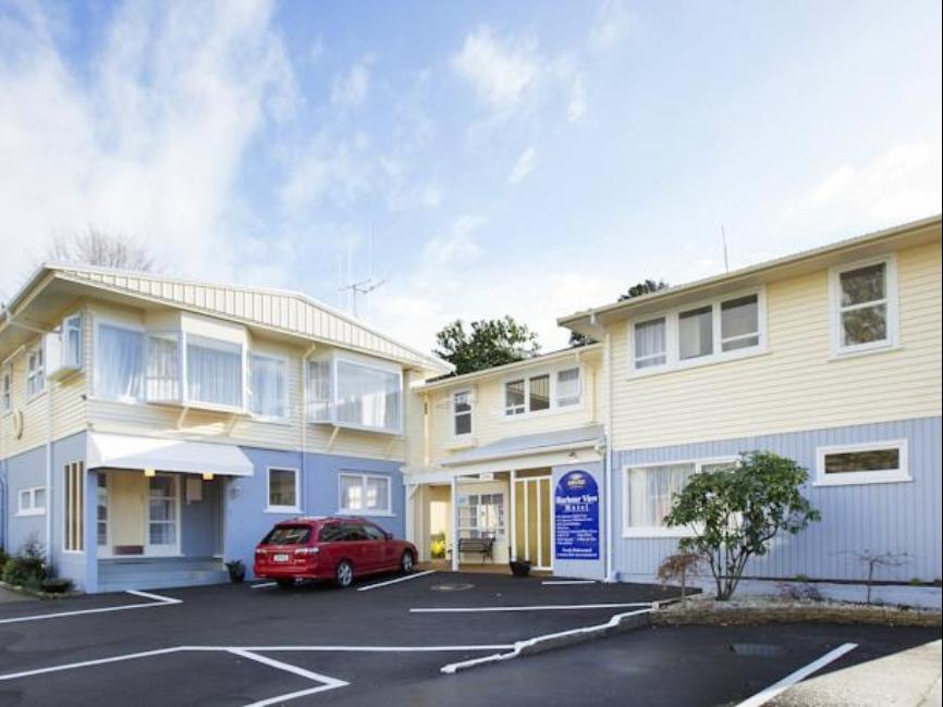 Asure Harbour View Motel - Hotels and Accommodation in New Zealand, Pacific Ocean And Australia
