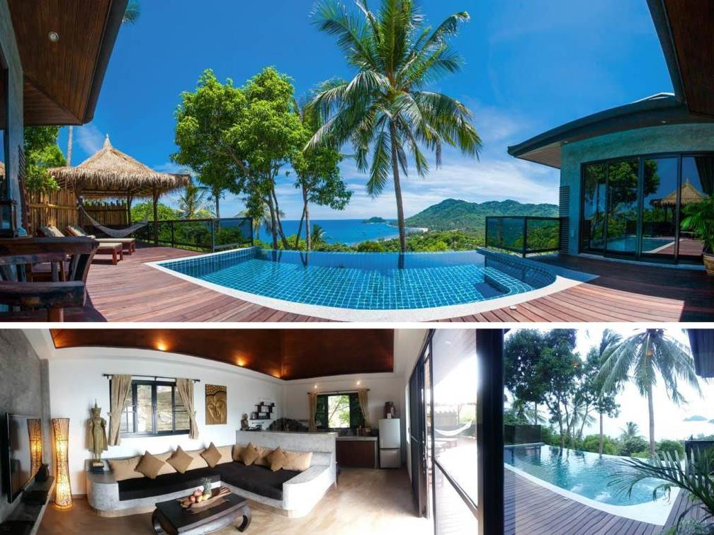 Koh Tao Heights Pool Villas - Hotels and Accommodation in Thailand, Asia