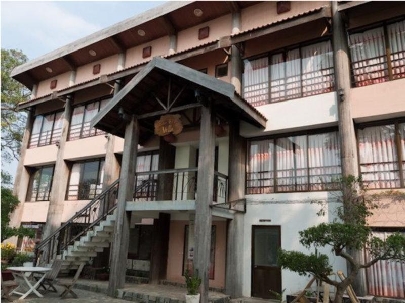 Bao Dai Villa - Hotell och Boende i Vietnam , Buon Ma Thuot (Dak Lak)