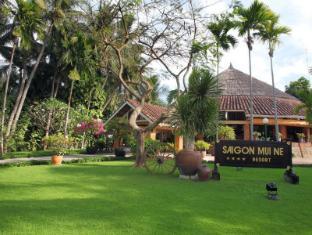 Saigon Mui Ne Resort Phan Thiet - Entrance