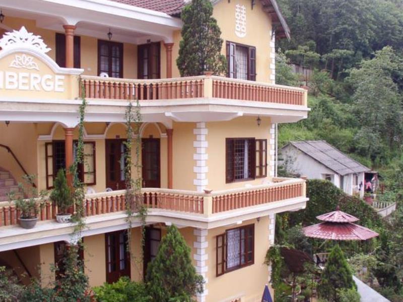 Auberge Dang Trung Hotel Sapa - Hotell och Boende i Vietnam , Sapa (Lao Cai)