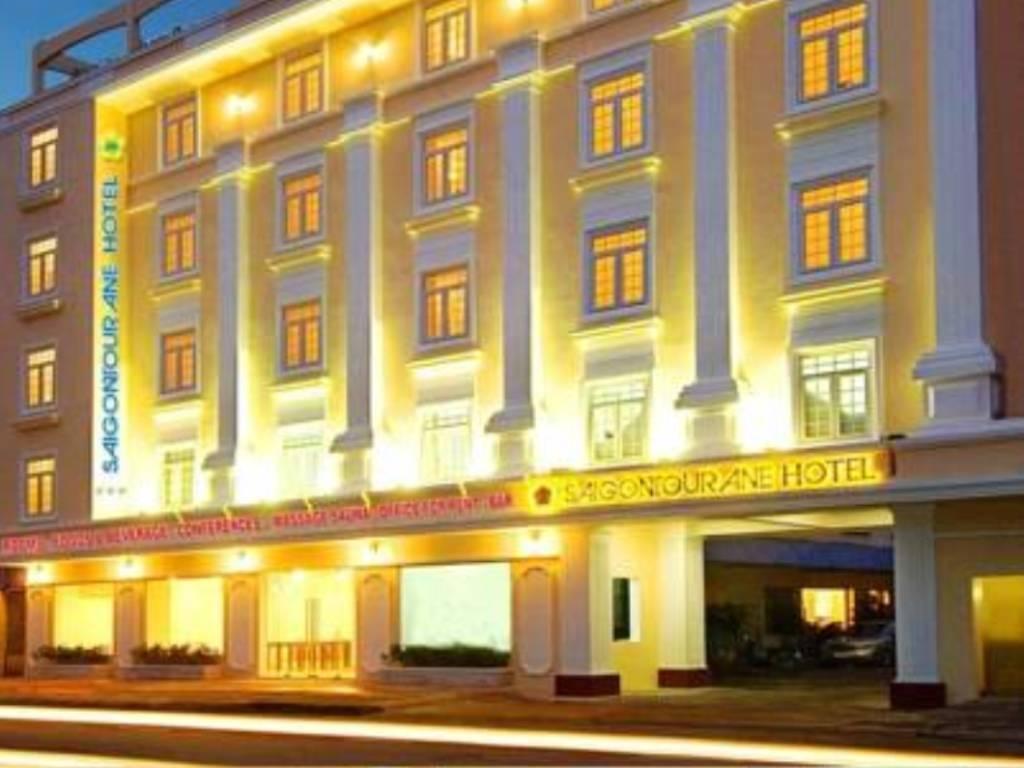 Saigon Tourane Hotel - Hotell och Boende i Vietnam , Da Nang