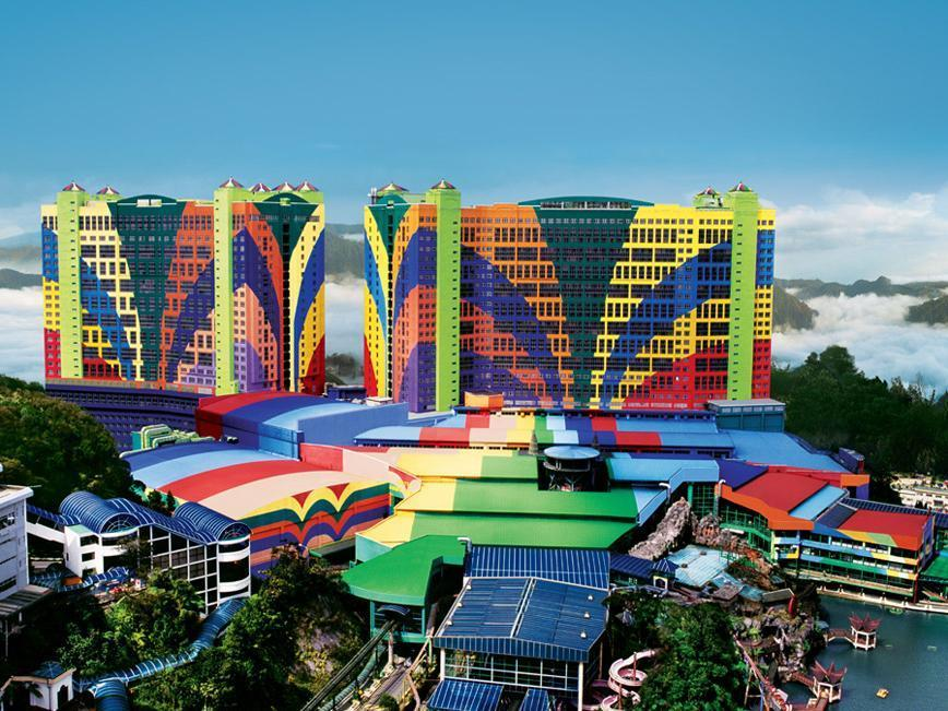 First World Hotel - Hotell och Boende i Malaysia i Genting Highlands