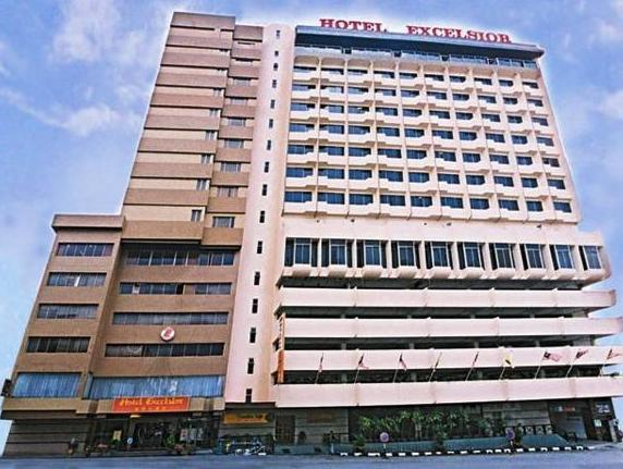 Hotel Excelsior Ipoh Ipoh - Esterno dell'Hotel