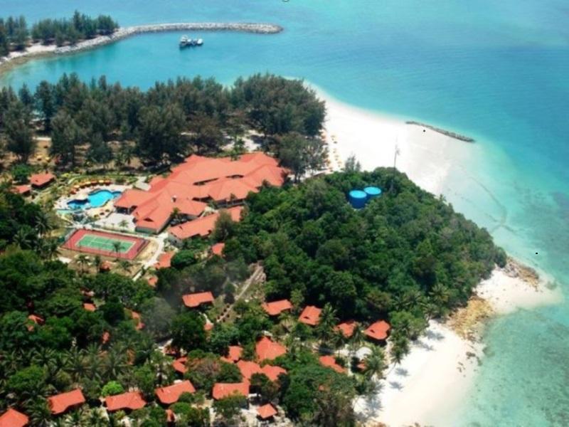 Sibu Island Resort - Hotels and Accommodation in Malaysia, Asia