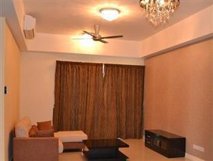 Nirvana Guest House Kuala Lumpur - Interior del hotel