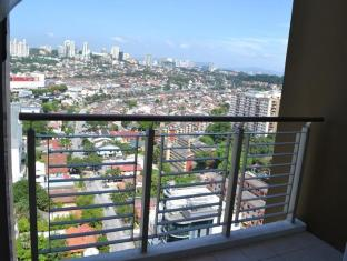 Nirvana Guest House Kuala Lumpur - Balcón/Terraza