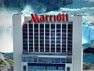 Marriott Niagara Falls Gateway on the Falls Hotel Niagara Falls (ON) - Exterior