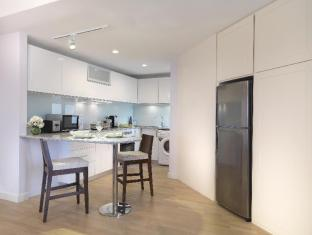 Ambassador Row Serviced Suites By Lanson Kuala Lumpur - Two Bedroom Premier Duta Suite- Kitchen