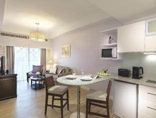 Ambassador Row Serviced Suites By Lanson Kuala Lumpur - One Bedroom Superior Duta Suite - Kitchen