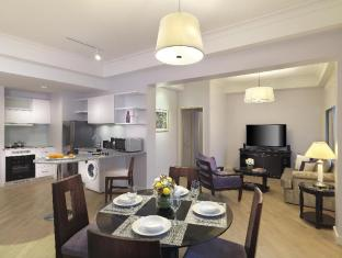 Ambassador Row Serviced Suites By Lanson Kuala Lumpur - Two Bedroom Premier Duta Suite- Living area