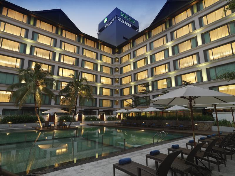 Micasa All Suite Hotel - Hotels and Accommodation in Malaysia, Asia