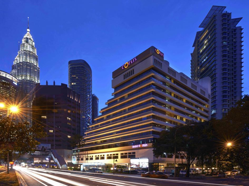 Corus Hotel - Hotels and Accommodation in Malaysia, Asia
