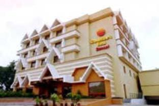 Comfort Inn Sunset Hotel - Hotel and accommodation in India in Ahmedabad