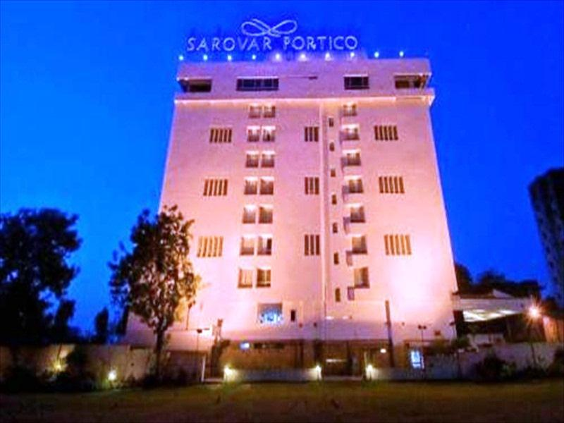 Sarovar Portico Ahmedabad - Hotel and accommodation in India in Ahmedabad