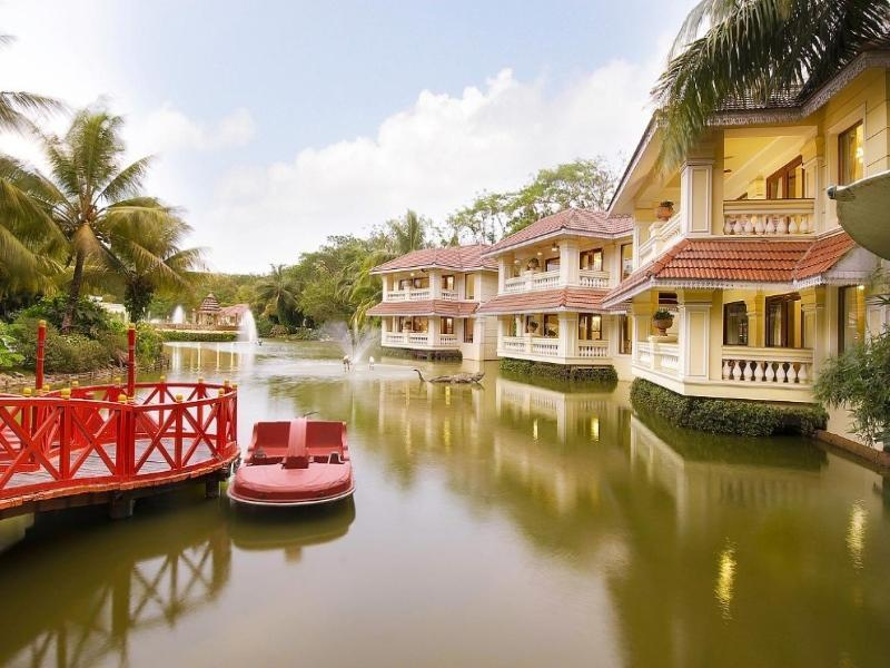 Mayfair Lagoon Hotel - Hotell och Boende i Indien i Bhubaneswar