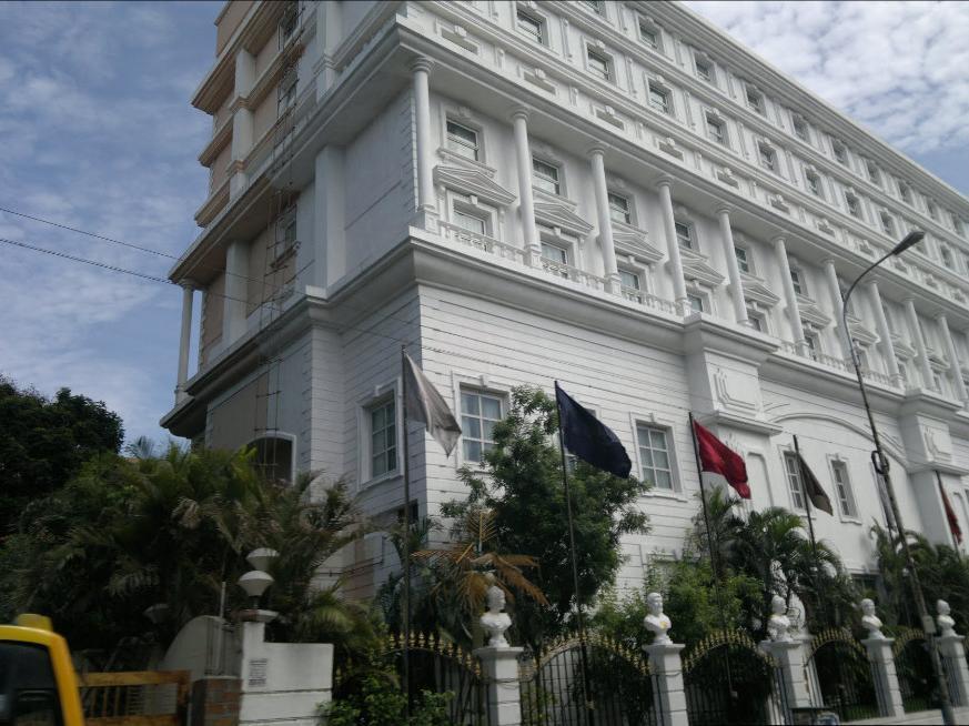 Hotel Ambica Empire - Hotell och Boende i Indien i Chennai