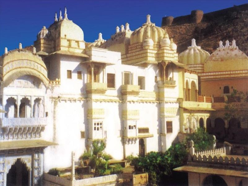 WelcomHeritage Bassi Fort Palace - Chittorgarh