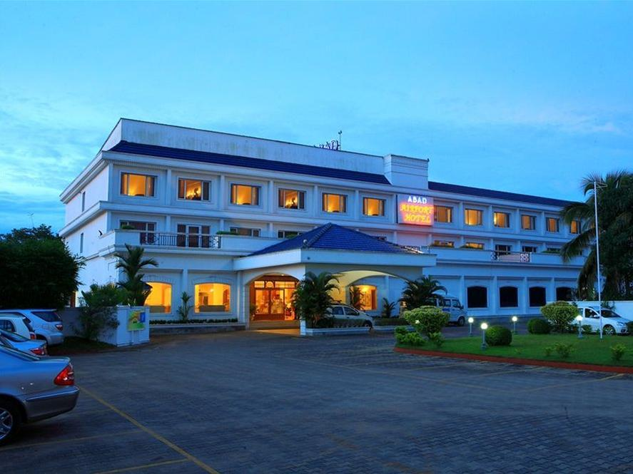 Abad Airport Hotel - Hotell och Boende i Indien i Kochi / Cochin