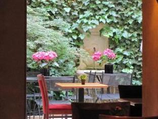 Hotel Jardin de l'Odeon Parijs - Balkon/Terras