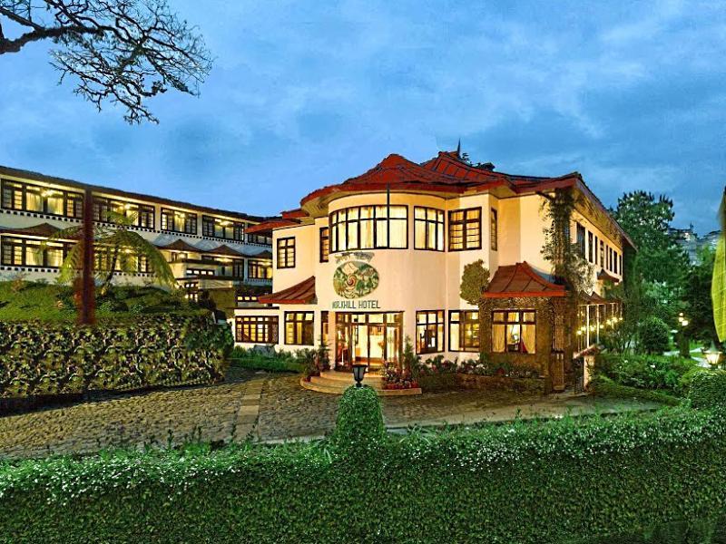 Hotell Elgin Nor-Khill Hotel Gangtok
