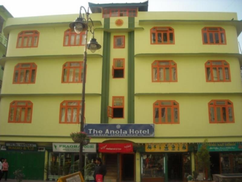 Hotell The Anola Hotel