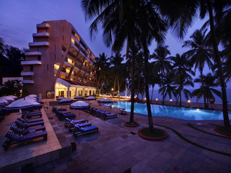 Bogmallo Beach Resort Jižní Goa