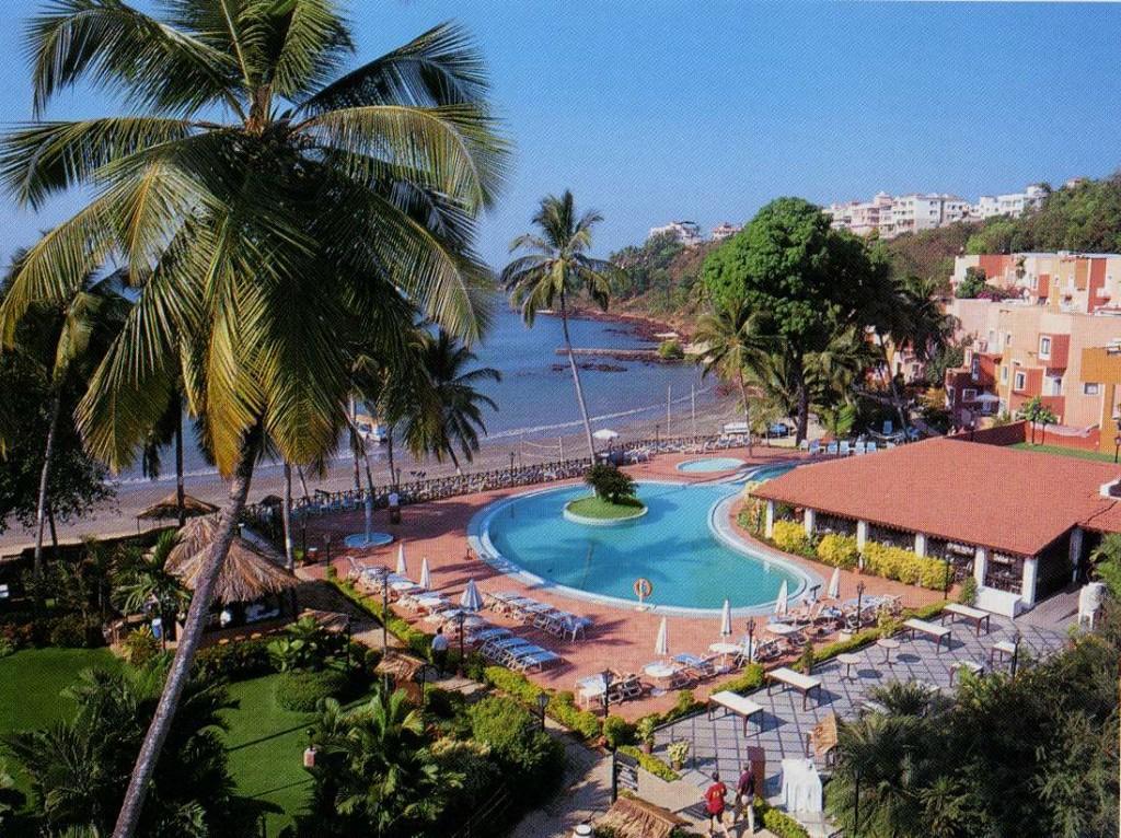 Cidade De Goa Hotel Північний Гоа