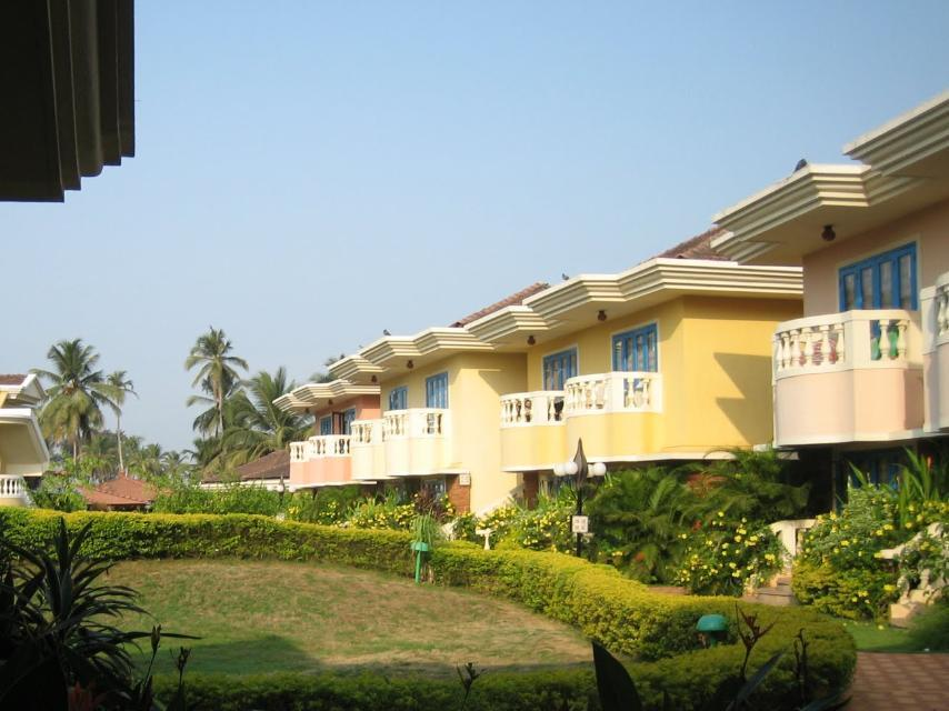 Coconut Grove Hotel - Hotell och Boende i Indien i Goa
