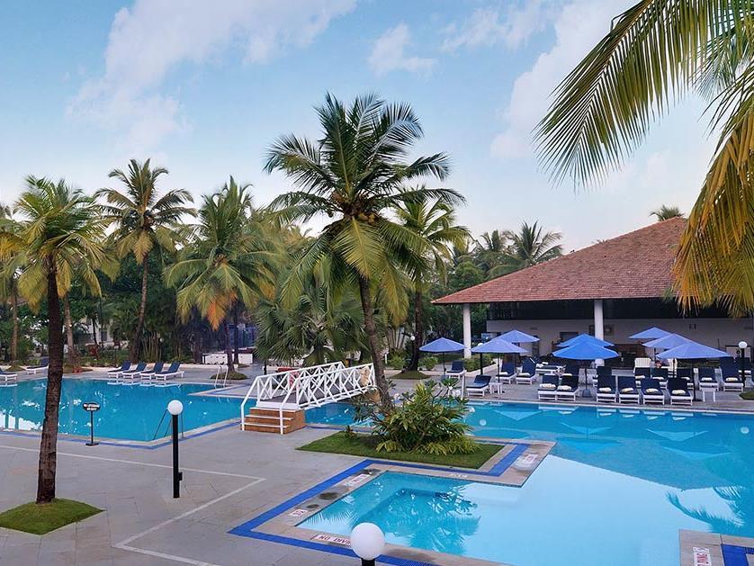 Dona Sylvia Hotel - Hotell och Boende i Indien i Goa