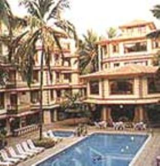 Hotel Highland Beach Resort - Hotell och Boende i Indien i Goa