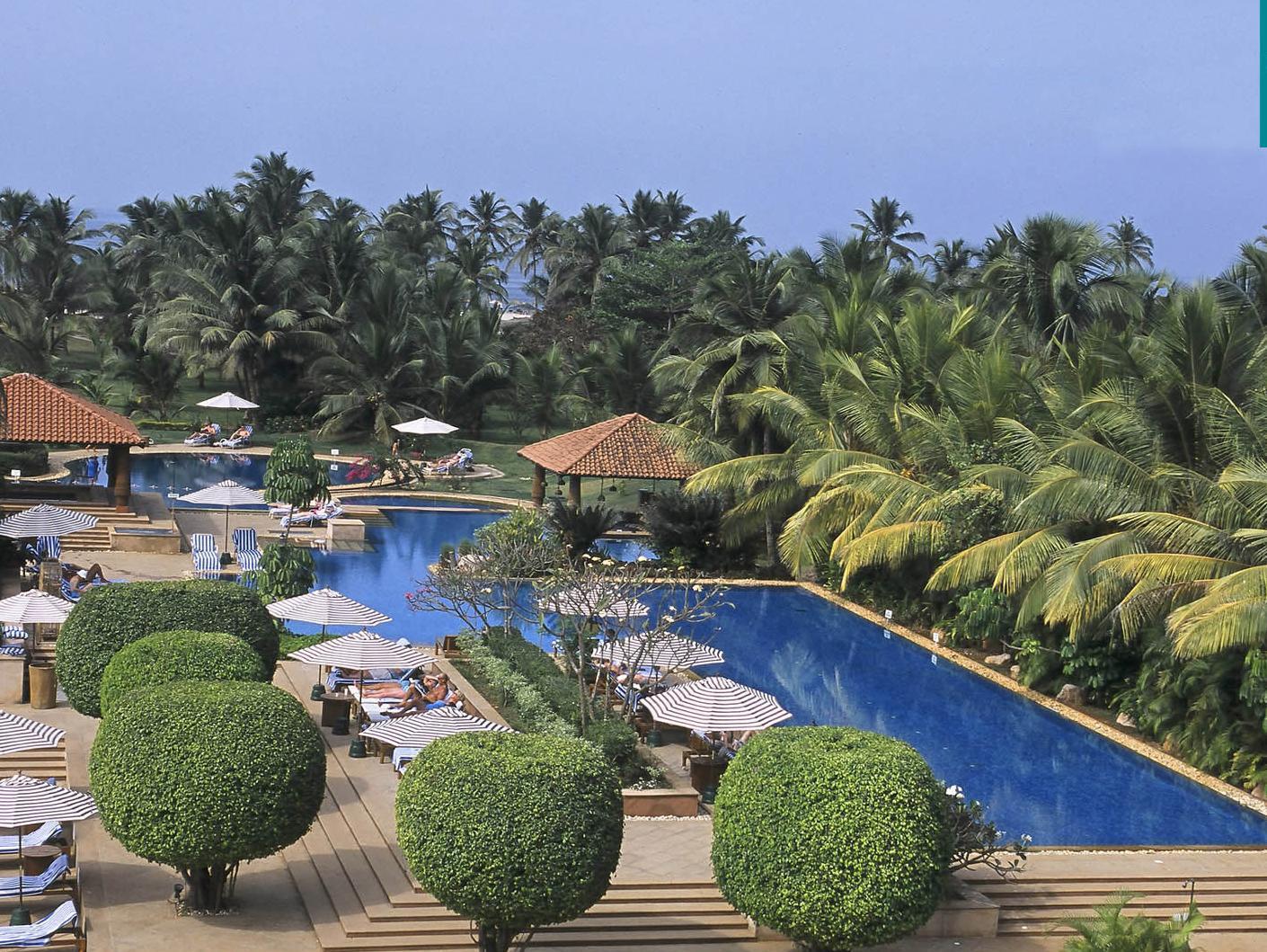 The Kenilworth Beach Resort   Spa - Hotell och Boende i Indien i Goa