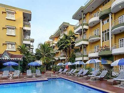 Nizmar Resort - Hotell och Boende i Indien i Goa