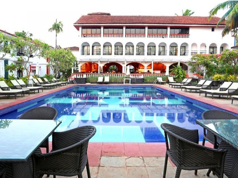 Ronil Beach Resort - Hotell och Boende i Indien i Goa