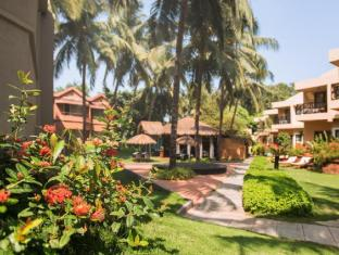 Whispering Palms Beach Resort North Goa - View