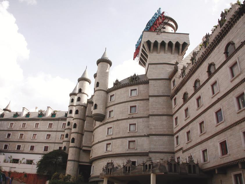 Best Western Amrutha Castle Hotel - Hotell och Boende i Indien i Hyderabad