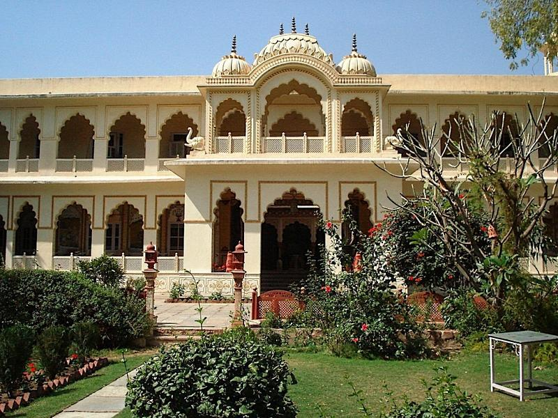 Bissau Palace - Hotell och Boende i Indien i Jaipur