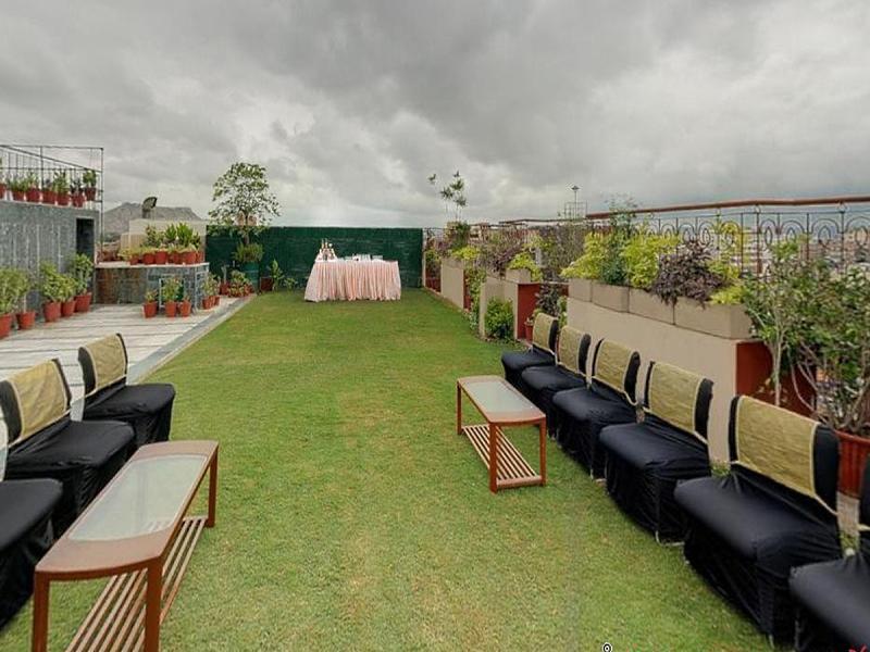 Maharani Palace Hotel - Hotell och Boende i Indien i Jaipur