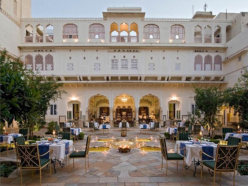 Samode Haveli Hotel